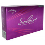 Мяч Callaway'17  Solaire (3шт/уп)