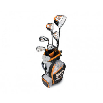 Сэт (дет) Callaway'17  X Junior HOT (8 pc) 5-8лет (boy) RH