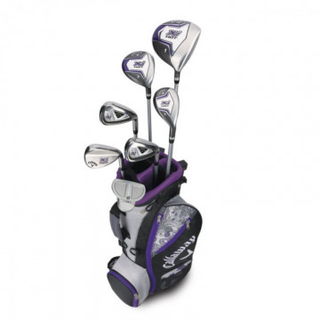 Сэт (дет) Callaway'17  X Junior HOT (8 pc) 9-12лет (girl) LH