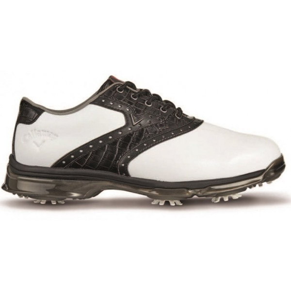 Ботинки (муж) Callaway'17  X Nitro (white/black) M557-12