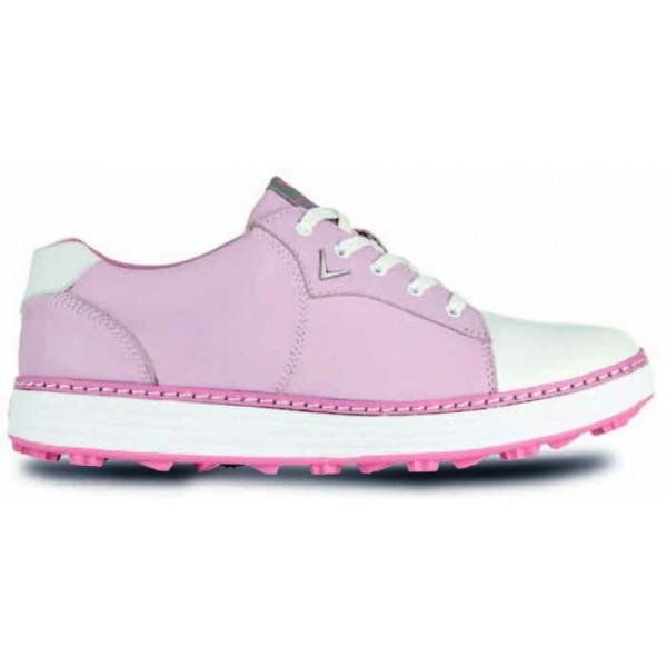 Ботинки (жен) Callaway'17  Ozone (pink/white) W610-80