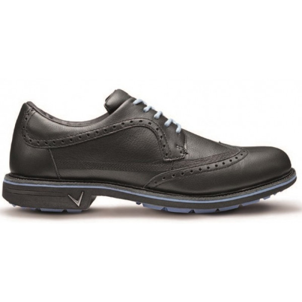 Ботинки (муж) Callaway'17  Del Mar Brogue (black/moonlight) M558-02