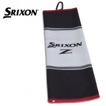 Полотенце Srixon'17  Tour Microfiber  1467 (black/white)