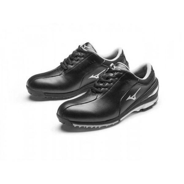 Ботинки (муж) Mizuno'17  NEXLITE SL (Black/Silver)