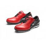 Ботинки (муж) Mizuno'17  NEXLITE  (красный-черный) 1725