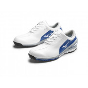 Ботинки (муж) Mizuno'17  NEXLITE SL (White/Blue)