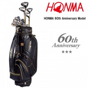 Айроны Honma'17  60-th Anniversary, 5-11,Sw,Aw /GR,Stiff, RH 5*