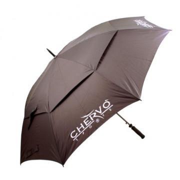 Зонт Chervo'17  USMAN (999) черный, Y9408