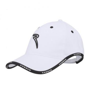 Бейсболка (муж) Chervo'17  WAIRON (100) белый, 62134