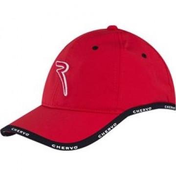 Бейсболка (муж) Chervo'17  WAIRON (846) красный, 62134